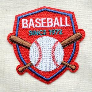 ワッペン リンリンエミリー (野球) 名前 作り方 BB400-BB127|wappenstore