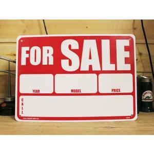 看板/プラサインボード 売ります For Sale CA-09 *メール便不可|wappenstore
