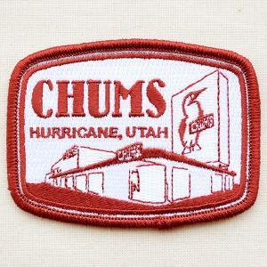 ロゴワッペン Chums チャムス(ストアロゴ) CH62-0032|wappenstore