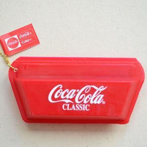 コインケース インパック/IMPAK コカコーラ/COKE(レッド) アメリカ製 COA-001-RD|wappenstore