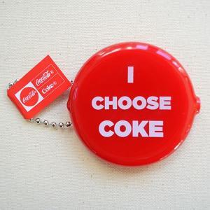 ラバーコインケース コカコーラ/COKE(CHOOSE) アメリカ製 COA-002-CS|wappenstore