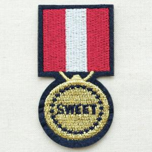 エンブレムワッペン スウィート(メダル)|wappenstore