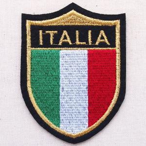 エンブレムワッペン イタリア国旗|wappenstore