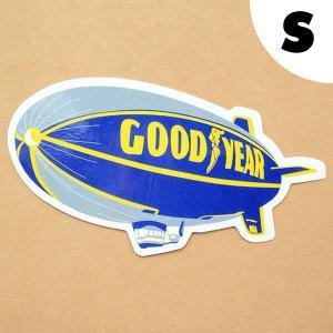 ロゴステッカー/シール グッドイヤー Goodyear(飛行船/S)|wappenstore