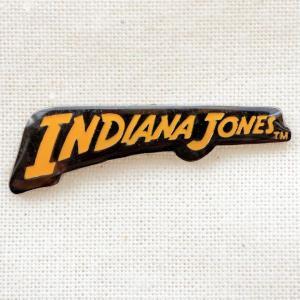 ピンバッジ インディジョーンズ Indiana Jones(タイトルロゴ) IJ-PINS-01|wappenstore
