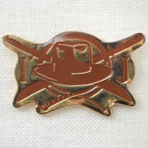 ピンバッジ インディジョーンズ Indiana Jones(IJ/ハット) IJ-PINS-03|wappenstore