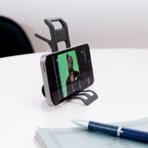 スマホスタンド [KIKKERLAND] Mini Dolly Phone Stand / [キッカーランド] ミニドリーフォンスタンド(全2色)  *メール便不可 wappenstore