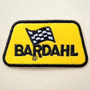 ワッペン バーダルオイル Bardahl 名前 作り方 LFW-004|wappenstore