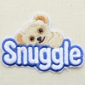 ロゴワッペン Snuggle スナッグル|wappenstore