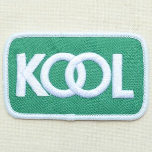 ロゴワッペン KOOL クール(たばこ)|wappenstore
