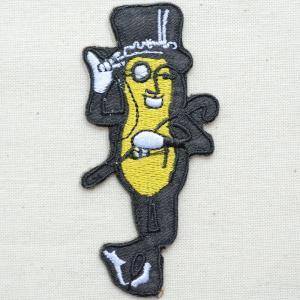 ワッペン Mr.Peanut ミスターピーナッツ|wappenstore