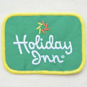 ロゴワッペン Holiday Inn ホリデイイン|wappenstore
