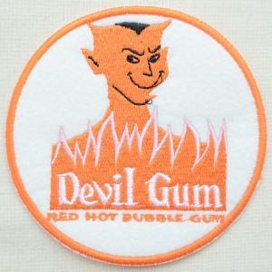 ロゴワッペン Devil Gum デビルガム|wappenstore