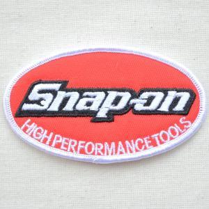 ロゴワッペン スナップオン Snap-on|wappenstore