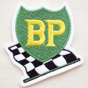 ロゴワッペン BP オイル wappenstore