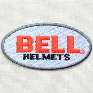 ロゴワッペン ベル ヘルメット Bell Helmets|wappenstore