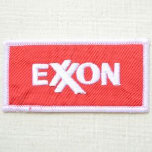 ロゴワッペン Exxon Mobil エクソンモービル wappenstore