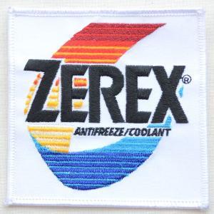 ロゴワッペン Zerex ゼレックス オイル wappenstore