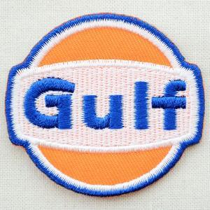 ロゴワッペン ガルフオイル Gulf Oil|wappenstore