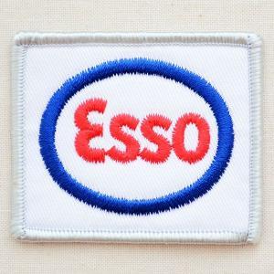 ロゴワッペン エッソオイル Esso wappenstore