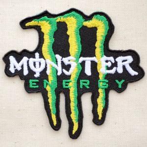 ロゴワッペン モンスターエナジー Monster Energy