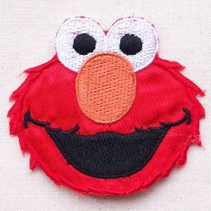 ワッペン Elmo エルモ セサミストリート|wappenstore