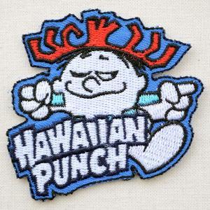 ロゴワッペン ハワイアンパンチ Hawaiian Punch|wappenstore
