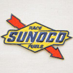 ロゴワッペン Sunoco スノコオイル|wappenstore