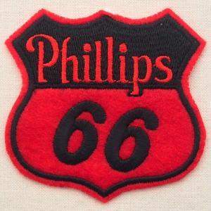 ロゴワッペン フィリップス66 Phillips66 wappenstore