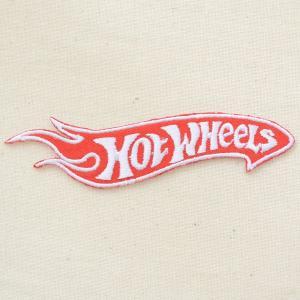 ロゴワッペン ホットウィール Hot Wheels(ダイカット)|wappenstore