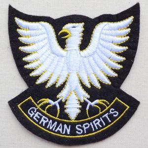 ミリタリーワッペン German Spirits ジャーマンスピリッツ(ドイツ軍)|wappenstore