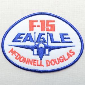ミリタリーワッペン F-15 Eagle イーグル アメリカ空軍(戦闘機)|wappenstore