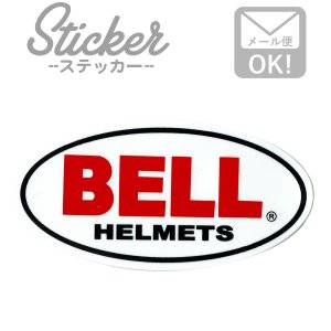 ステッカー/シール BELL MS022 ベル ステッカー シール カスタマイズ オリジナル バイク 車 ガソリン アメリカン|wappenstore