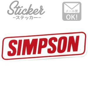 ステッカー/シール シンプソン Simpson MS031 ステッカー シール カスタマイズ オリジナル バイク 車 ガソリン アメリカン|wappenstore