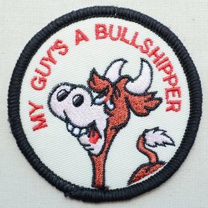 ワッペン ブルシッパー Bullshipper(ウシ)|wappenstore