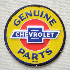 USAマグネット 磁石 シボレー/CHEVROLET GENUINE PARTS MU-005|wappenstore