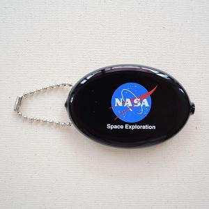 ラバーコインケース NASA/ナサ アメリカ製 NOA-001-IA|wappenstore