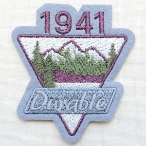 ワッペン 1941 Durable(山/アウトドア)|wappenstore