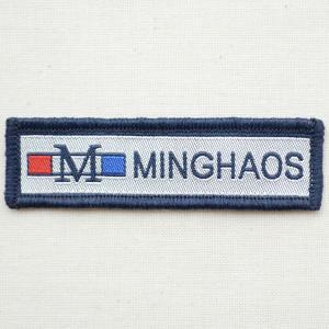 アウトレットワッペン Minghaos(2枚セット)|wappenstore