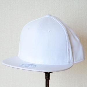 帽子/キャップ オットー Otto フラットバイザー コットンツイル(ホワイト) H1038 *メール便不可|wappenstore