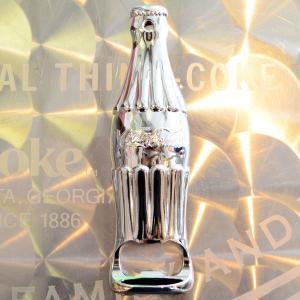コカコーラ Coca-Cola 3Dボトルオープナー(瓶形の栓抜き) PBO-02|wappenstore