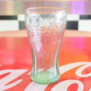 コカコーラ Coca-Cola ジェヌイングラス/タンブラー Mサイズ(6oz/177ml) アメリカ製 PG-1003 *メール便不可|wappenstore