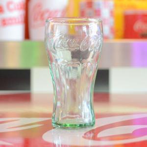コカコーラ Coca-Cola ジェヌイングラス/タンブラー Sサイズ(2.25oz/67ml) アメリカ製 PG-1004 *メール便不可|wappenstore