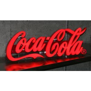 コカコーラ Coca-Cola 看板/LEDレタリングサイン PJ-LED02 *送料無料 *代引不可 wappenstore