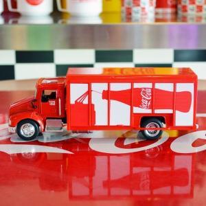 コカコーラ Coca-Cola ミニカー パッカー ケンワース ビバレッジトラック(1/43) *メール便不可|wappenstore