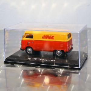 コカコーラ Coca-Cola ミニカー 1962年 フォルクスワーゲン パネルバン(1/43) *メール便不可|wappenstore