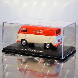 コカコーラ Coca-Cola ミニカー 1962年 フォルクスワーゲン カーゴバン(1/43) *メール便不可|wappenstore