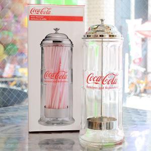 コカコーラ Coca-Cola ストローディスペンサー PJD-TC01 *メール便不可|wappenstore