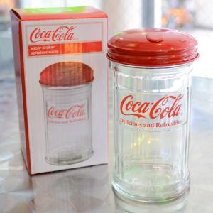 コカコーラ Coca-Cola シュガーキャディー(調味料入れ) PJD-TC03 *メール便不可|wappenstore