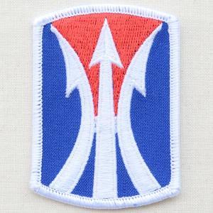 ミリタリーワッペン 011th INF BRG アメリカ陸軍 エンブレム PM0145|wappenstore